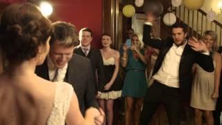 Luke Bryan Crashes A Wedding - 2014 ACM Awards