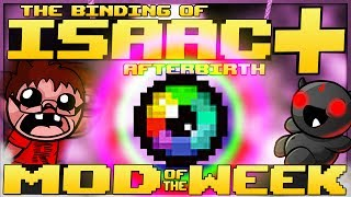 The Binding of Isaac: Afterbirth+ - Mod of the Week: ALL DIRECTIONS AT ONCE! (BEAUTIFUL ITEM)