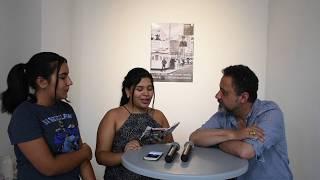 """""""La literatura nos arrulla"""", Sánchez Baute."""