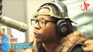 "2 Chainz Freestyle On Philly's Power 99. with ""Cosmic Kev"""