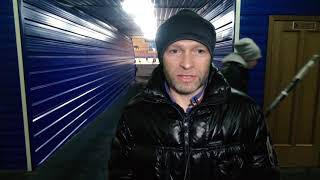 Алексей Данилов после матча «Темиртау»- «Горняк»