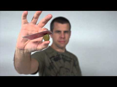 Velocity : High-Caliber Card Throwing System by Rick Smith Jr