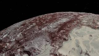 New Horizons Flyover of Pluto and Charon - HD