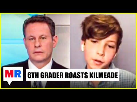 6th Grader Makes Brian Kilmeade Look Like Total Doofus