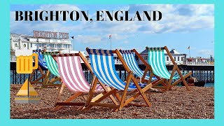 Brighton - a walking tour