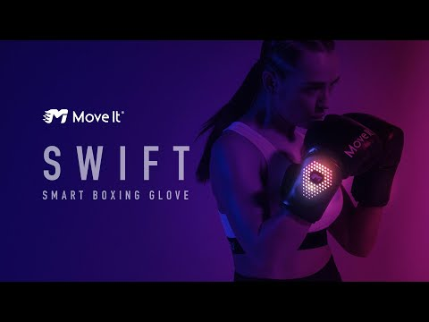Move It Swift: Smart Boxing Gloves-GadgetAny