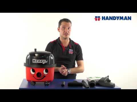 Numatic Stofzuiger Hetty Compact HET160