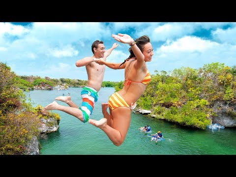 Tulum Early Access Day Tour and Xel-Ha All Inclusive Combo from Tulum, Mexico