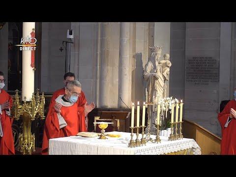 Messe du 3 mai 2021 à St-Germain-l'Auxerrois