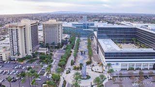 Visit Anaheim Aerial Video | by One Zero Digital Media