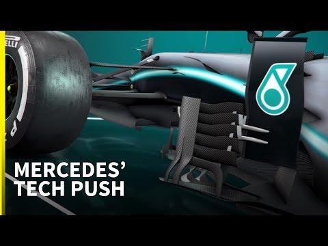 How Mercedes fought back against Ferrari's resurgence