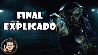 Final Explicado De El Depredador (The Predator) Y El Futuro De La Franquicia
