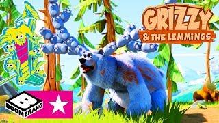 Spróbuj Się Nie śmiać: Wersja Grizzy #1 | Wyzwanie Na Wtorek | Boomerang