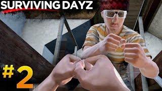 Let's Survive DayZ Standalone Alpha PART 2 - Looting Zombie Coast