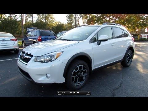 2013 Subaru XV Crosstrek Limited Start Up, Exhaust, and In Depth Review