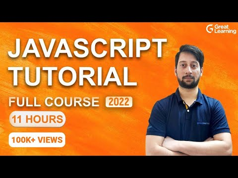 JavaScript Tutorial For Beginners - Full Course In 11 Hours | Learn ...