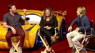 CARS 3 Press Conference