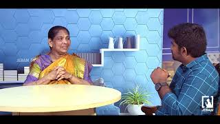 Women 's Day | Exclusive Interview With  Sis. Stella Dhinakaran | Jesus Calls | Jebamtv | Part 2