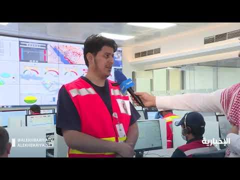 أكثر من 80 فرقة إسعافية للهلال الأحمر بالمدينة المنورة لمواجهة كورونا