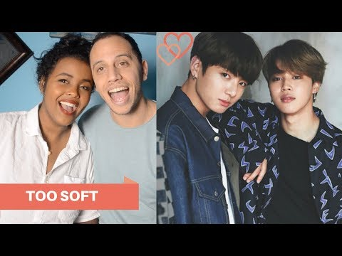BASICS OF BTS SHIPS REACTION (BTS REACTION) | Youtube Search