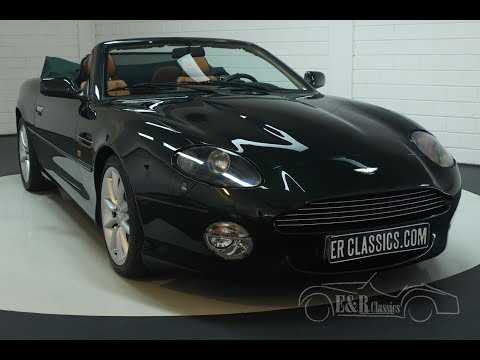 Video of '00 DB7 Vantage Volante - P1CQ