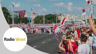 Czerniewski: UE dała białoruskiej opozycji tylko 1 mln euro.Białorusini za granicą zebrali już 2 mln