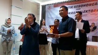LPI Beri Penghargaan pada Ratna Sarumpaet Sebagai 'Ibu Hoaks Nasional'
