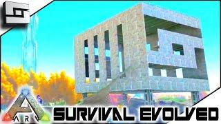 ARK: Survival Evolved   METAL BASE MONTAGE! S2E95 ( Gameplay )