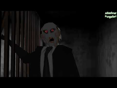 Granny The Horror Game Animation || Part 34 (видео)