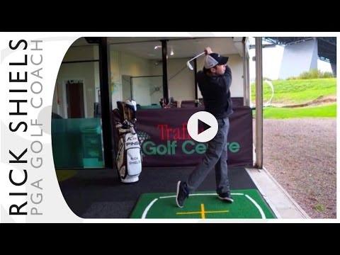 Hitting The Low Stinger Punch Golf Shot