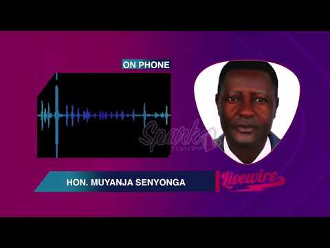 Hon Muyanja Ssenyonga records a song about coronavirus