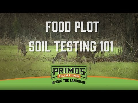 How to Test Your Food Plot Soil video thumbnail