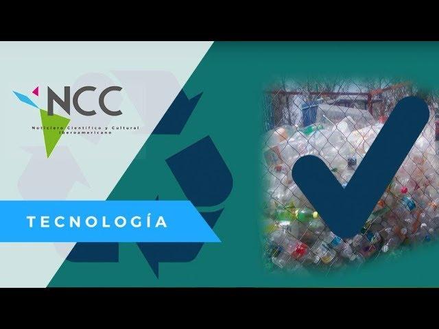 Reciclado de plástico, opción económica