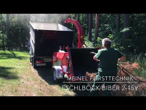 Eschlböck Biber 2-15V Motorhacker Diesel sofort lieferbar