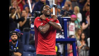 Gaël Monfils vs Denis Shapovalov Extended Highlights | US Open 2019 R3