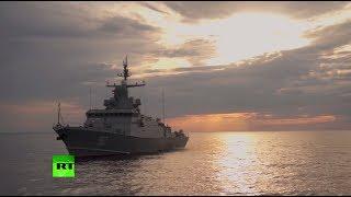«Ураган» в Белом море: новейший ракетный корабль ВМФ России завершает испытания