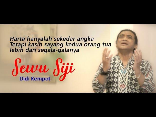 Didi Kempot - Sewu Siji [OFFICIAL]