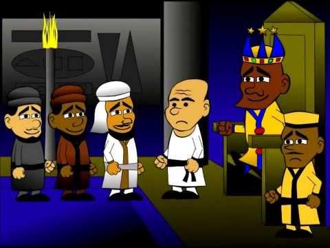 The Three Hebrew Boys