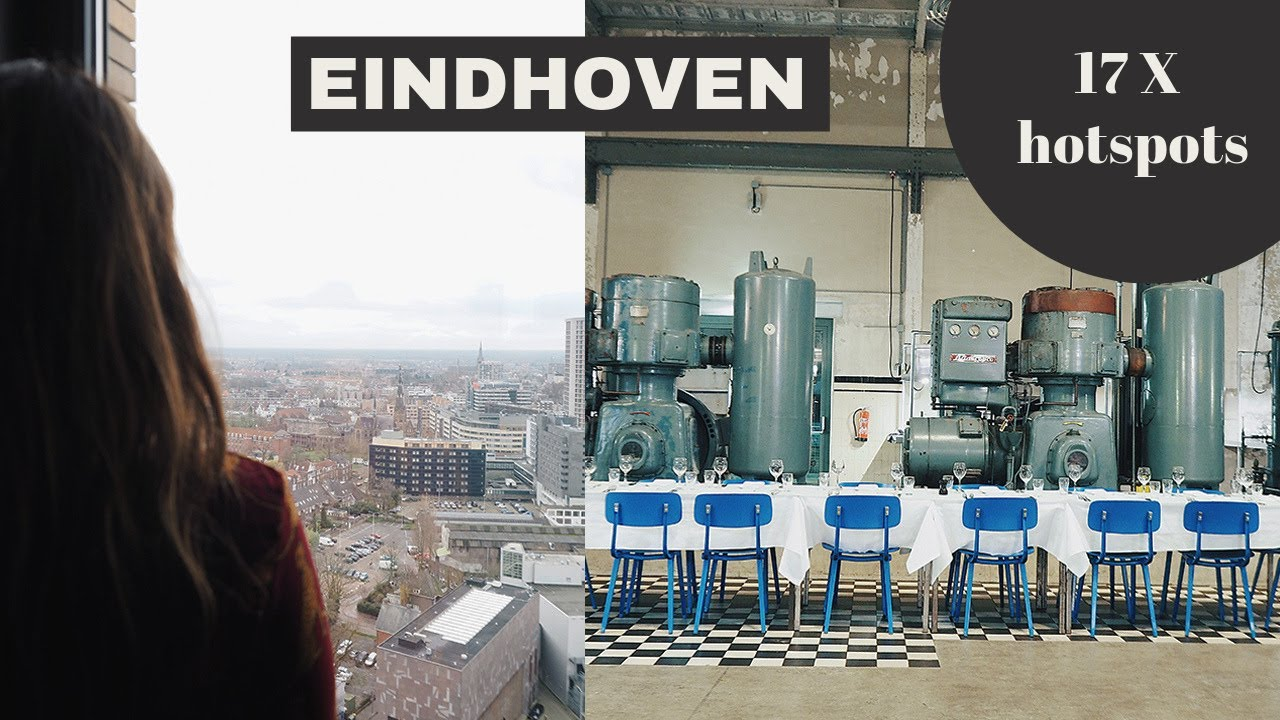 17 X Hotspots in Eindhoven