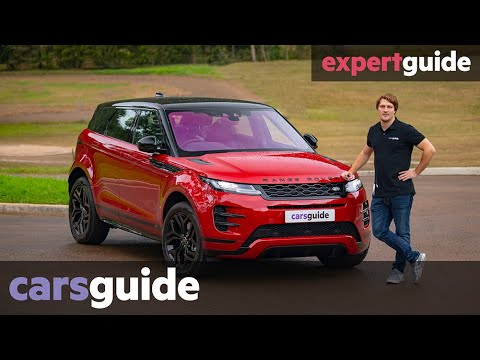Range Rover Evoque 2019 review