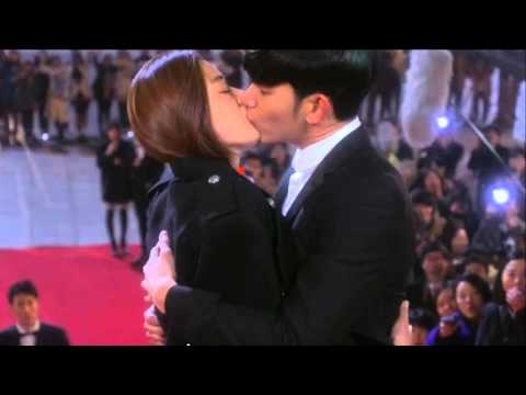 You came from the stars kiss ep. 21 (zoom & slow)