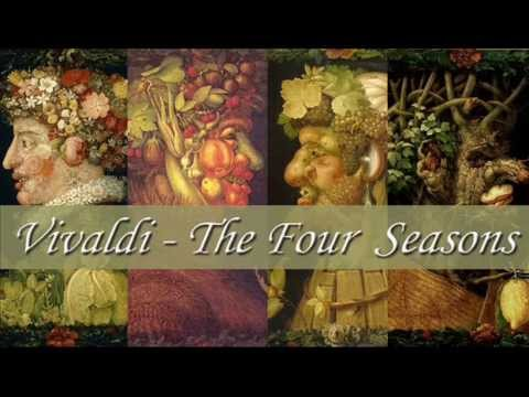 Vivaldi : The Four Seasons ( Spring, Summer, Autumn, Winter - full/complete)