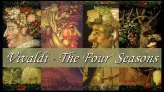 Vivaldi : The Four Seasons ( Spring, Summer, Autumn, Winter - Full/complete)