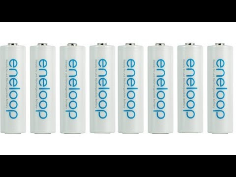 What batteries I use (and viewer response)