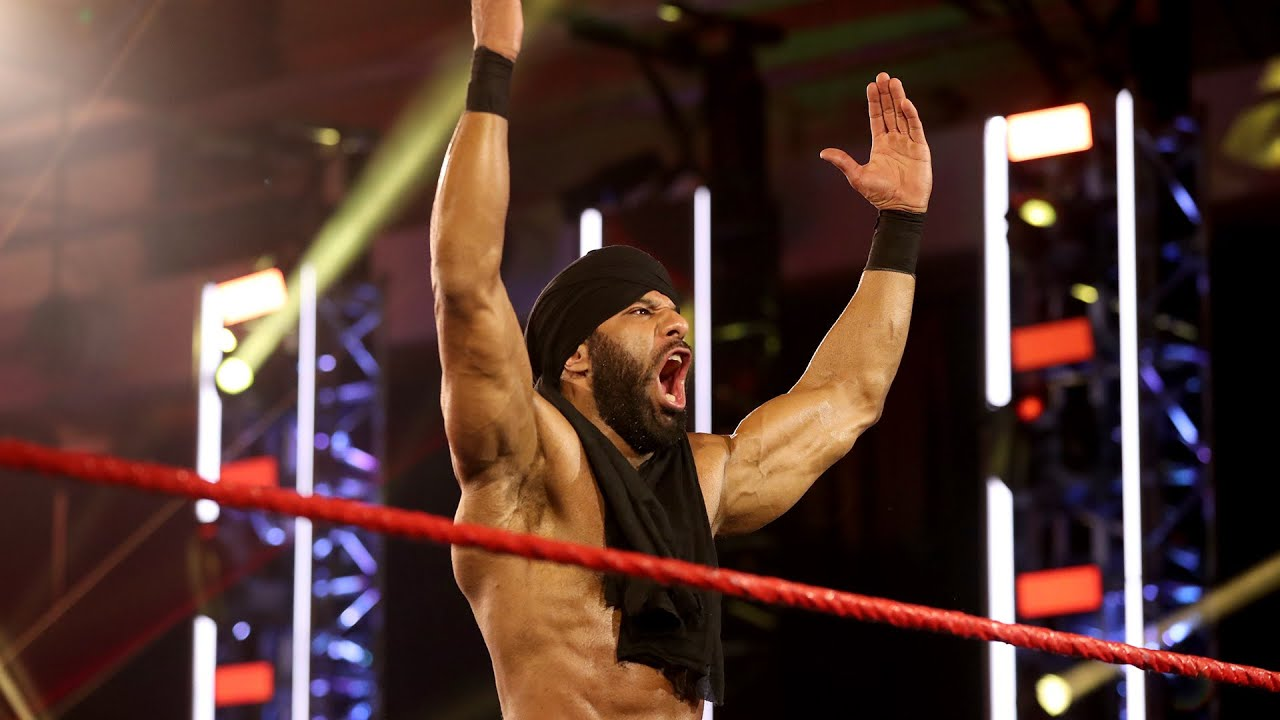 Jinder Mahal Talks Returning At WWE Superstar Spectacle, Taking The Title From Drew McIntyre
