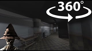 360° Jump Scare - Psych Ward #360video