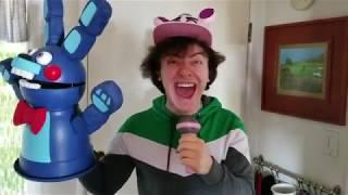 Funtime Freddy's Birthday Video