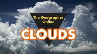 Identifying clouds - Cumulus, Cirrus and Stratus