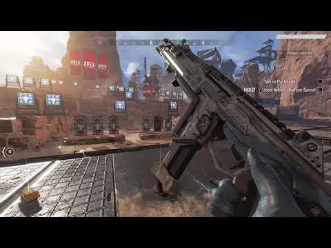 First 30 min / RAW Apex Legends Gameplay: Tutorial Xbox X