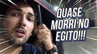 PERIGO! 48 HORAS NA CIDADE DO CAIRO - VLOG 11 - Estevam Pelo Mundo